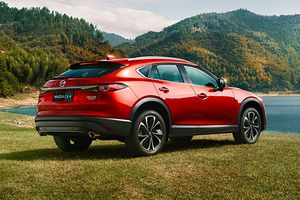FAW Mazda's new CX-4 launched
