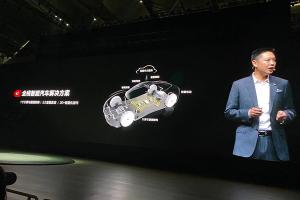 從幕后到臺前 華為智能汽車方案品牌HI發布