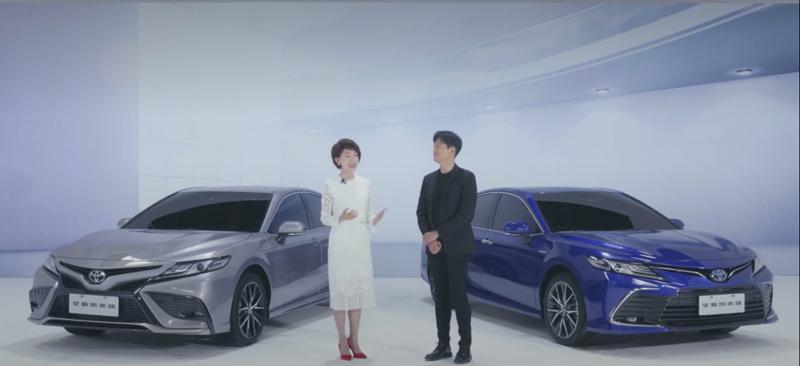 新款第八代凯美瑞正式上市 售价17.98万起-兰州新闻网-汽车频道